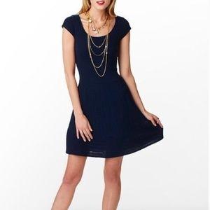 LILLY PULITZER Hazel Cap Sleeve Sweater Dress
